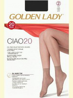 Golden  Lady Ciao 20 new - носки