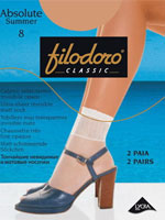 Filodoro Absolute Summer 8 (c) - носки