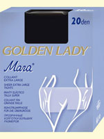 Golden  Lady Mara