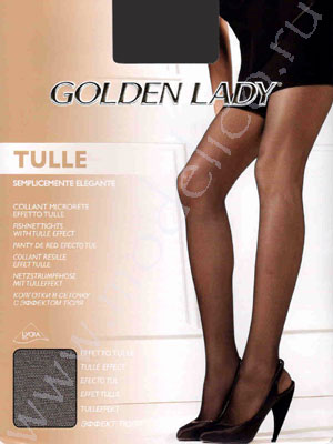 Golden  Lady Tulle