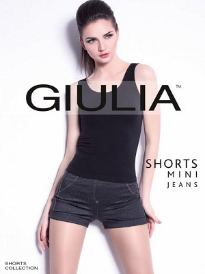 Giulia Shorts Mini Jeans 01 - шорты