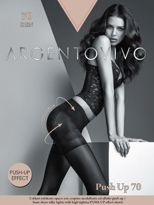 Argentovivo Push Up 70