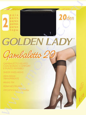 Golden  Lady Gambaletto 20 - гольфы